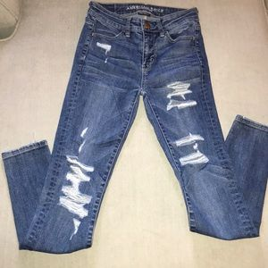 American Eagle Jeans Hi-Rise Jegging